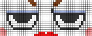Alpha pattern #70077