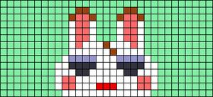 Alpha pattern #70078