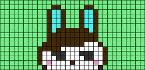 Alpha pattern #70082