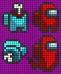 Alpha pattern #70086