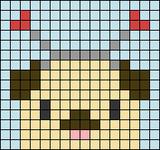Alpha pattern #70094