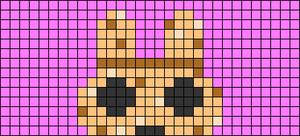Alpha pattern #70095