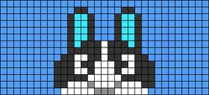 Alpha pattern #70098