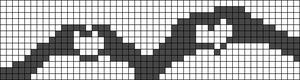 Alpha pattern #70099