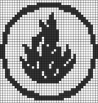 Alpha pattern #70107