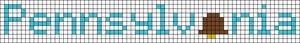 Alpha pattern #70114