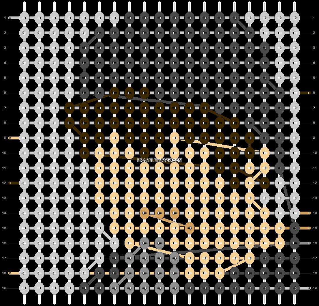 Alpha pattern #70149 pattern