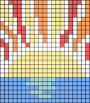 Alpha pattern #70152