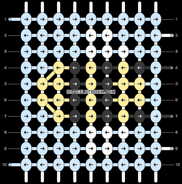 Alpha pattern #70158 pattern