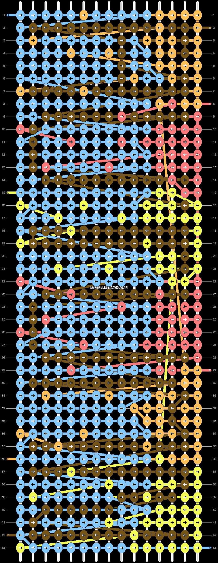 Alpha pattern #70163 pattern