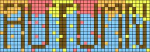 Alpha pattern #70163