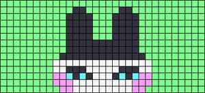 Alpha pattern #70164