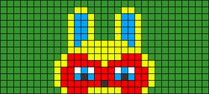 Alpha pattern #70166