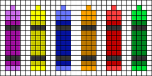 Alpha pattern #70167