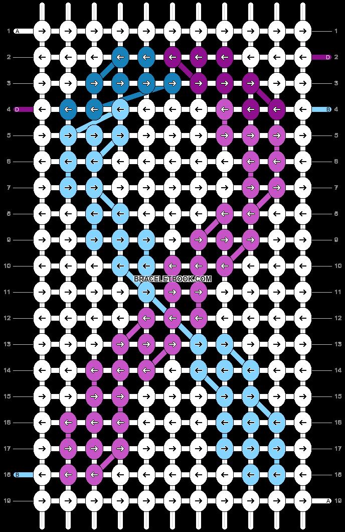 Alpha pattern #70170 pattern