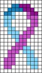 Alpha pattern #70170
