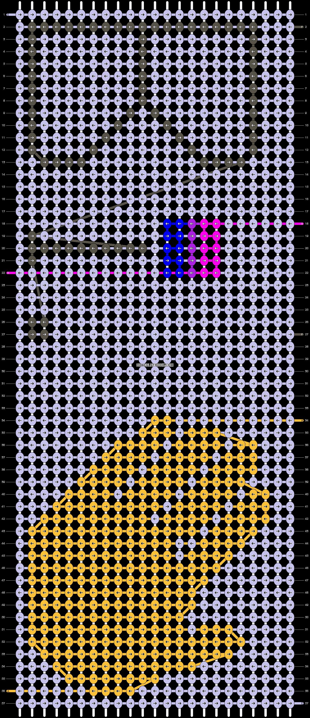 Alpha pattern #70171 pattern