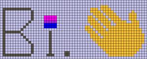 Alpha pattern #70171