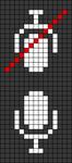 Alpha pattern #70180