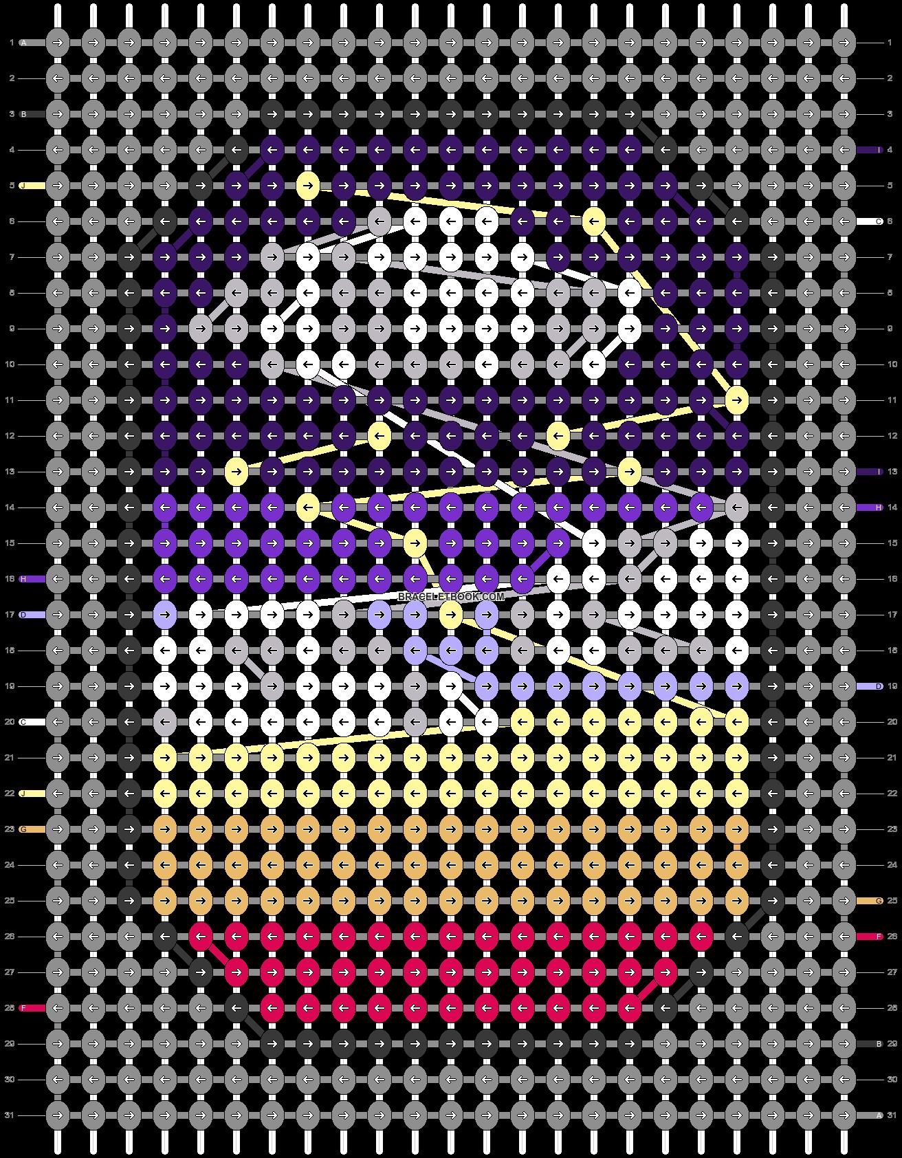 Alpha pattern #70181 pattern