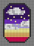 Alpha pattern #70181