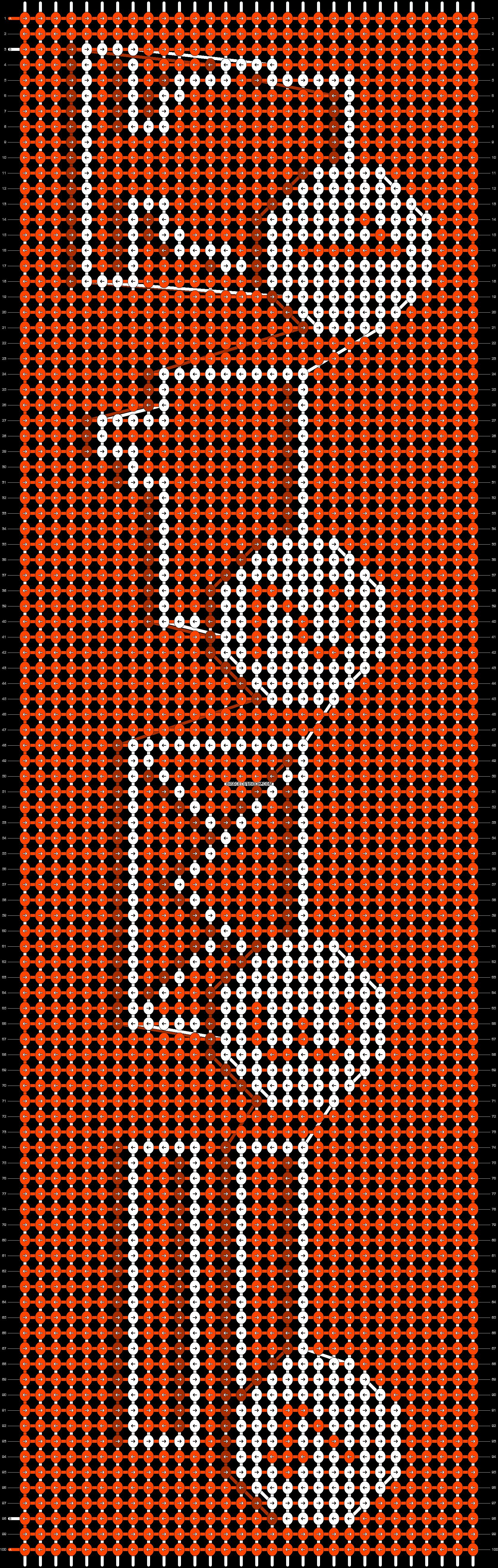 Alpha pattern #70218 pattern