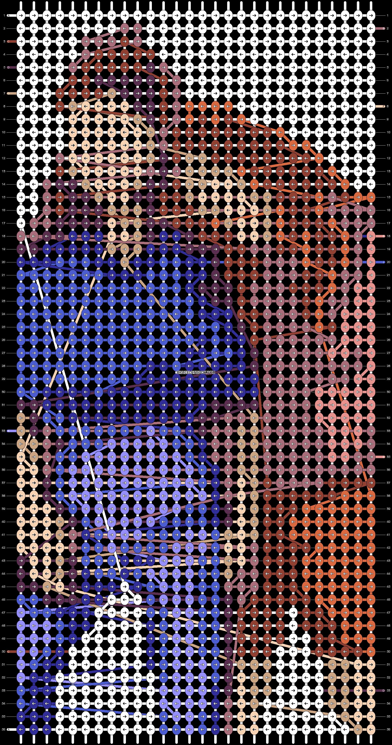 Alpha pattern #70227 pattern