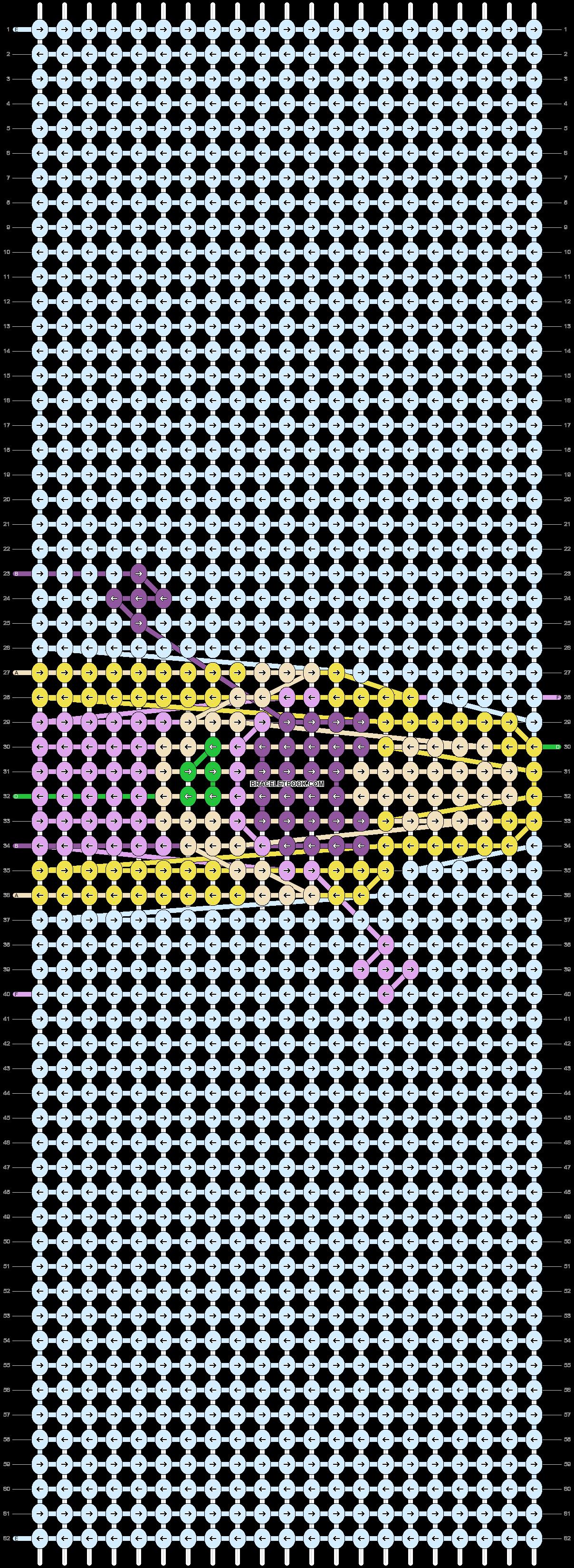 Alpha pattern #70228 pattern