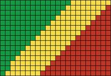 Alpha pattern #70229