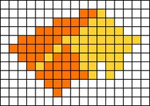 Alpha pattern #70231