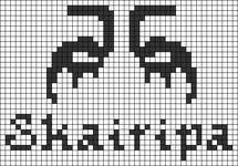 Alpha pattern #70238