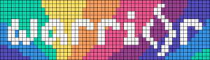 Alpha pattern #70241