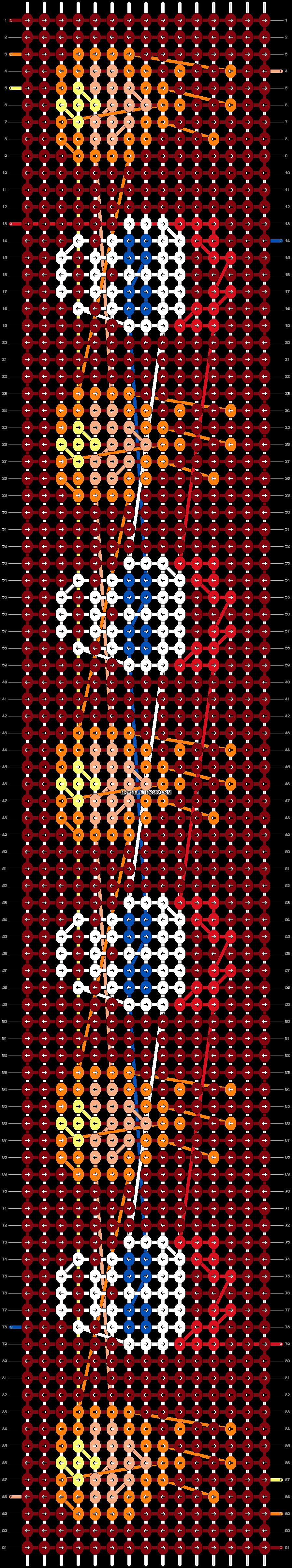 Alpha pattern #70248 pattern