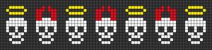 Alpha pattern #70258