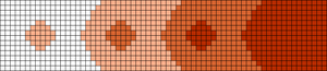 Alpha pattern #70260