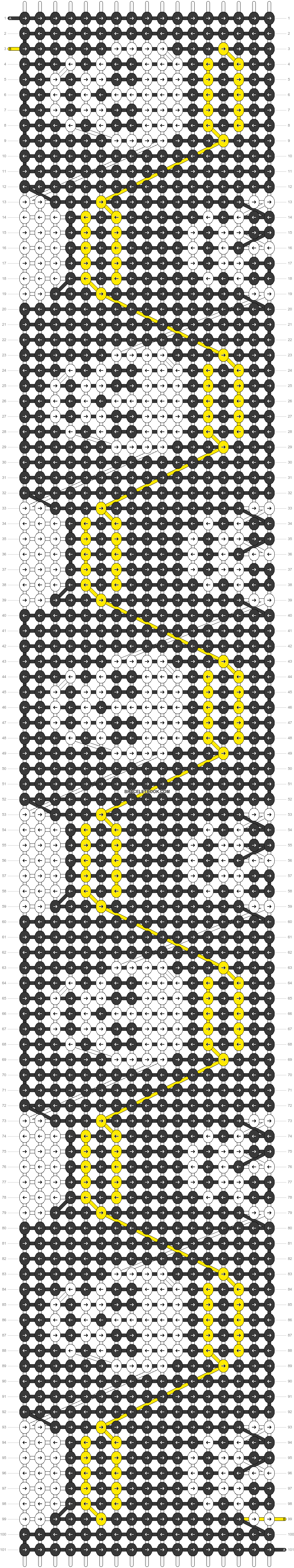 Alpha pattern #70261 pattern