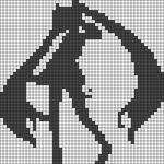 Alpha pattern #70264