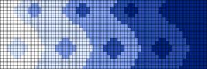 Alpha pattern #70265