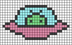 Alpha pattern #70270