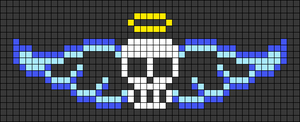 Alpha pattern #70272