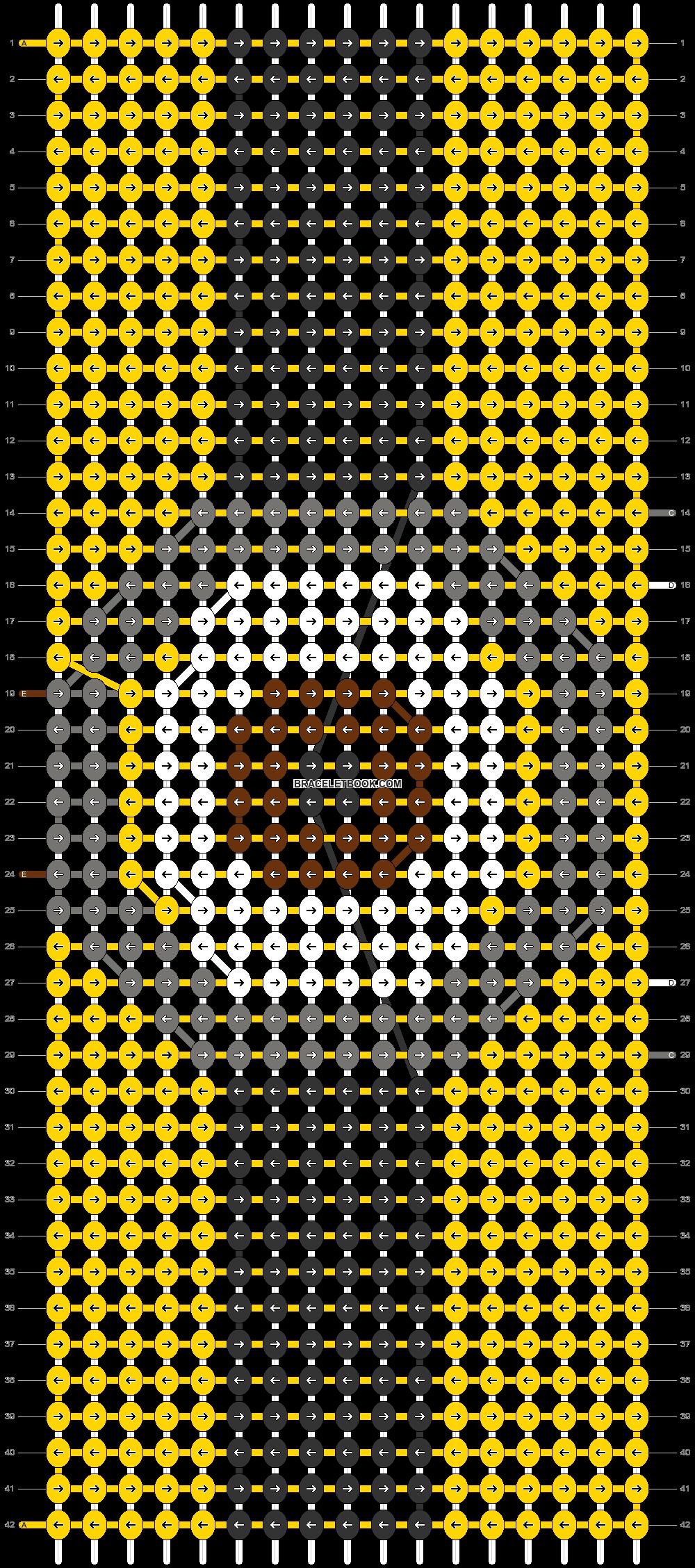 Alpha pattern #70276 pattern