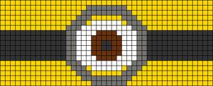 Alpha pattern #70276