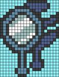 Alpha pattern #70282