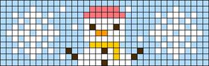 Alpha pattern #70283