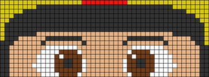 Alpha pattern #70291
