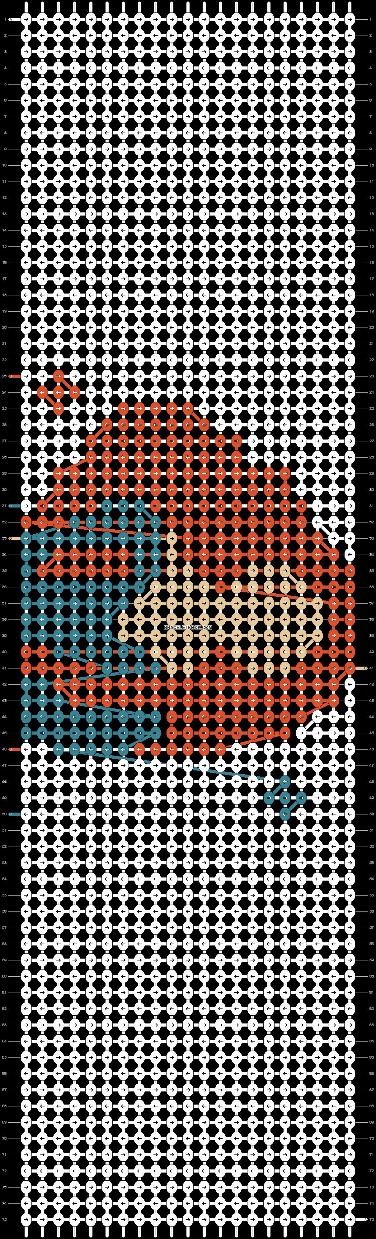 Alpha pattern #70294 pattern
