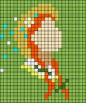 Alpha pattern #70296