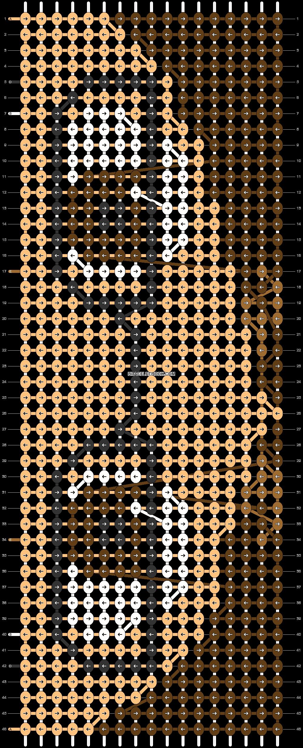 Alpha pattern #70297 pattern