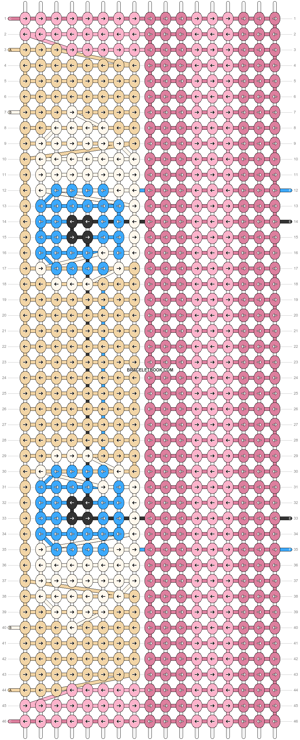Alpha pattern #70298 pattern
