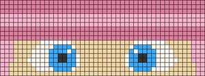 Alpha pattern #70298